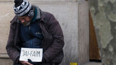 Aide alimentaire en France