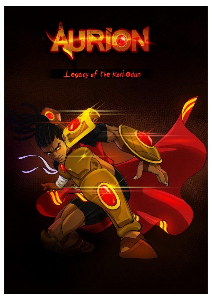 Aurion L'heritage des Kori Odan C