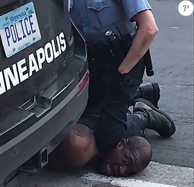 Arrestation de georges Floyd minesotta