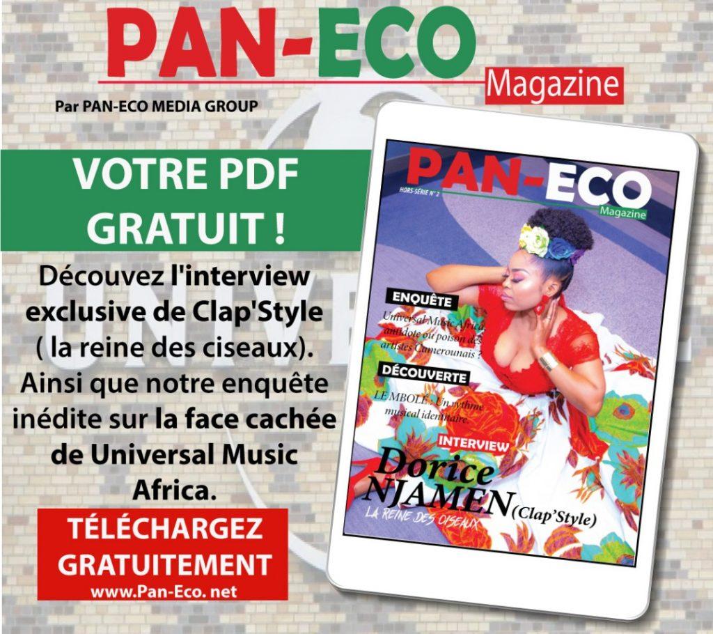magazine panafricain